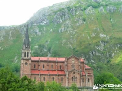 Descenso Sella - Lagos de Covadonga; viajes a tu aire; viajes puente octubre;senderismo fácil